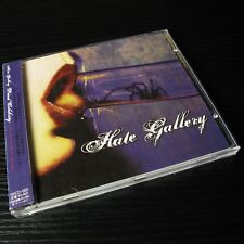 Hate Gallery - Dead Celebrities JAPAN CD+Bonus Track W/OBI Mint Hard Rock #105-1