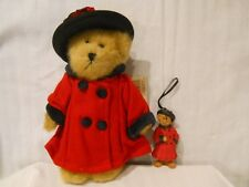 Boyd Bears Bailey in London Plush and Resin New
