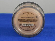 bareMinerals TURN ON GOLD HIGHLIGHTER All Over Face Color FS .85g/.03oz