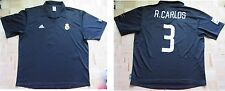 Roberto Carlos #3 REAL MADRID GALACTICOS Away shirt ADIDAS 2002-2003 size XXL
