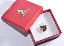 ciondolo cuore oro 585 - MASSICCIO - oro giallo 585 - Subito Disponibile - ALTO
