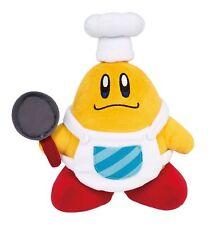 Kirby Adventure Chef Kawasaki Plush Doll Stuffed Animal Toy 8 inch Gift US Ship