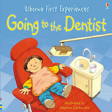 GOING TO THE DENTIST - Usborne First Experiences - New