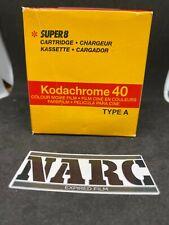 Kodakchrome 40 Super 8mm