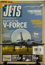Jets UK Nov Dec 2015 Salute to the V Force Concordski Aviation FREE SHIPPING sb