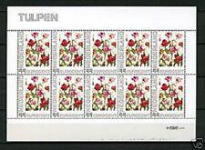 Nederland NVPH 2563 Ad1 Vel Persoonlijke zegels Tulpen 2008 J. Brinkman Postfris