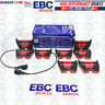 FOR AUDI RS3 8V RSQ3 TTRS FRONT HIGH PERFORMANCE EBC RED STUFF BRAKE PADS SET