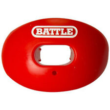 Battle Sports Science Oxygen Lip Protector Mouthguard - Red