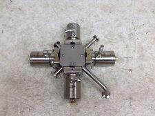 SED 195S-18-23-30-44-56-4C/63 4 Way Diaphragm Valve Size .5 1/2