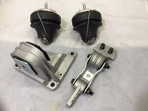 K2836 Engine Motor Mount Set 5pc Fits 03-07 Volvo XC70//S80 2.5L 03-06 XC90 2.5L