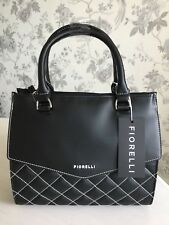 FIORELLI Mia Black Quilt. BNWT. RRP £65. CURRENT COLLECTION