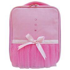 New Giggle Me Pink Ballet Tutu Lunch Bag Box Kids Children's Girls School Snack