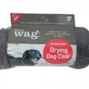 Drying Dog Coat (Henry Wag)