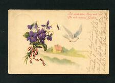 Blumengrüße über Berg und Tal - Feldpost von 1916  (KA-26)
