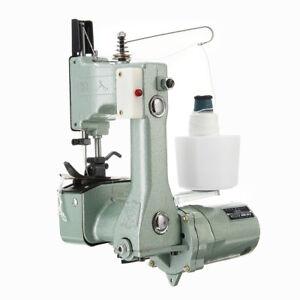 Portable 220V Industria Bag Closer Sealer Electric Sewing Stitching Machine