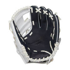 Rawlings Navy and White Gamer XLE Baseball Glove Gxle204-2nw 11 1/2 in