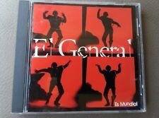 EL GENERAL - Es Mundial - CD 1994