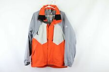 Vintage Nike ACG Mens Medium Storm Fit Spell Out Color Block Outdoor Jacket Coat