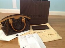 Louis Vuitton Tivoli PM With Dust bag,Receipt & Shopping Bag.