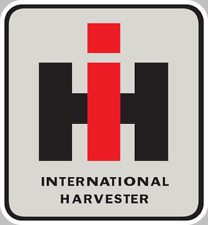 International Harvester Decal Sticker Choose Size 3M Laminated Buy 3 Get 1 Free