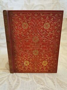 Antique Book Of The House The Garden And The Steeple - 1906