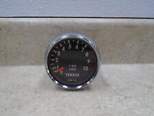 Yamaha 250 DT1 ENDURO Used Nice Small EARLY Tach Tachometer Vintage 1968 #2