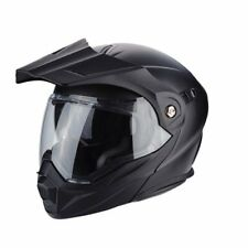 Scorpion casco modulable Adx-1 Solid negro Mato L