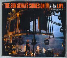A-HA - The Sun Always Shines On TV (Live) CD Maxi Promo 2003