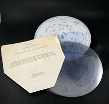 Weems and Plath Star Finder and Identifier No. 2102-D US