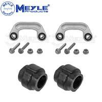 MEYLE Front Stabilizer Links & Bushes - 1160600028 x2 & 1004110046 x2