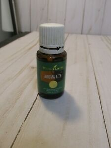 E3 Young Living Essential Oil Aroma Life 15ml Opened Approx 75% full