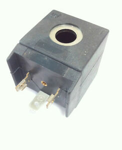 solenoid coil in various AC and DC voltages (square coil)    CEME UK