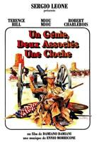 Dvd nf UN GENIE DEUX 2 ASSOCIES UNE 1 CLOCHE Terence HILL Robert CHARLEBOIS Miou