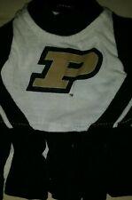 Purdue Dog Cheerleader Dress - xs - Collegiate Official - NWT