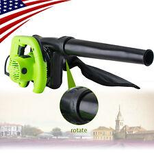 USA UPS* Electric Handheld Leaf Blower with Vacuum Shredder Super Leaf Blower