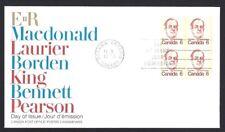 Canada    # 591 Block  LESTER B. PEARSON      Brand New 1973 Unaddressed Cover