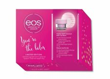 2pc EOS Limited Edition Gift Pack - Coconut Lip Balm & Guava Lip Scrub Twin Pack