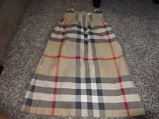 BURBERRY CHILDREN 8Y 8 GIRLS  PLAID DRESS 128