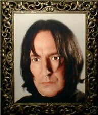 "Haunted Snape Photo ""Eyes Follow You"" Harry Potter"