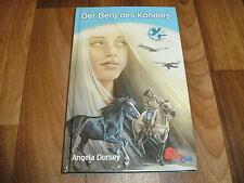 ANGELA DORSEY -- Angel of Horse # 3 // the mountain of the Condor/Pony Club 2004