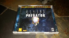 Aliens Versus Predator GOLD EDITION (PC, 1999) MINT FLAWLESS