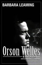 NEW Orson Welles by Barbara Leaming