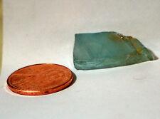 Light Blue Aquamarine 11 carat facet rough