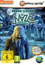 Urban Legends * The Maze * hormiguero-juego PC CD-ROM
