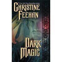 Dark Magic by Feehan, Christine , Mass Market Paperback