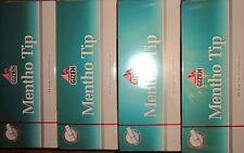 4 x Gizeh Mentho Tip  Zigarettenhülsen 4 x 200  / 800 Hülsen Mentholhülsen