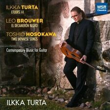 Ilkka Turta (guitar) : Ilkka Turta Plays Contemporary Music for CD