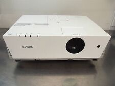 Epson PowerLite 6110i Multimedia Projector~ 1344 Total Lamp Hours ~ Nice ~ S2696