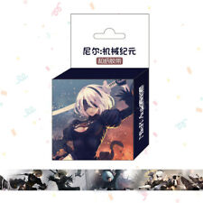 Nier Automata YoRHa No 2 Type B 2B Paper Maksing Washi Tape Scrapbook Sticker
