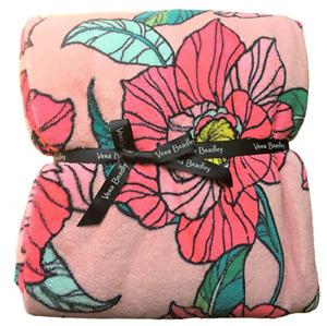 Vera Bradley Fleece Throw Blanket